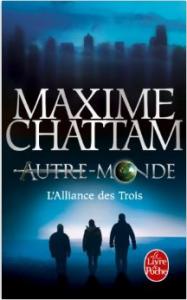 Autre Monde - Maxime Chattam