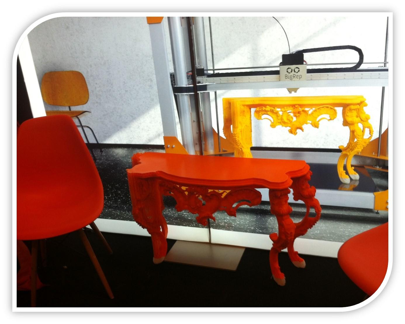 le 3d printshow de paris unfauxglobe. Black Bedroom Furniture Sets. Home Design Ideas